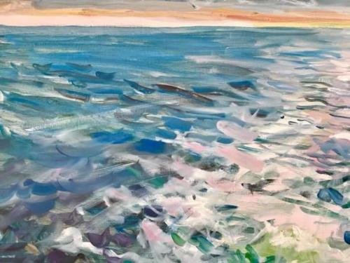 La mer, François Jaujard